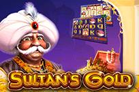 В казино автомат на деньги Золото Султана