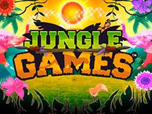 Игровой автомат Игры Джунглей онлайн
