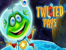 Игровой онлайн-автомат Перекрученные Выплаты