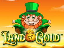 Land Of Gold – виртуальный автомат в казино на деньги